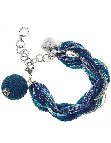 Bracciale Ottaviani torcion blu