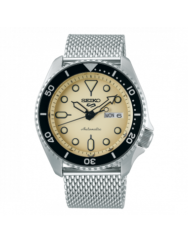 Seiko 5 Sport Suits Royal Cream SRPD67K1 - orola.it