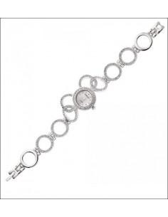 Orologio Ottaviani donna con cinturino a cerchio piccoli con zirconi