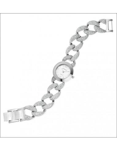 Orologio Ottaviani donna con cinturino a catena brillantata