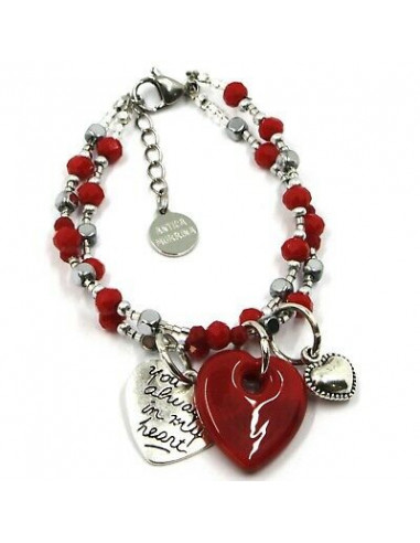 Bracciale Antica Murrina Amour BR843A11 - orola.it