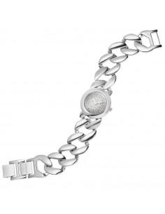 Orologio Ottaviani donna con cinturino a catena colore acciaio