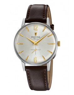 Orologio Festina RE-EDITION 1948 Pelle