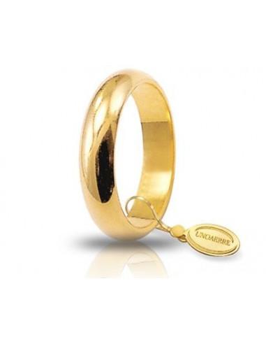Fede Classica gr.7 in oro giallo 70AFN1 - orola.it