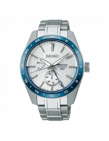 Seiko Presage GMT 140th Limited Edition SPB223J1 - orola.it