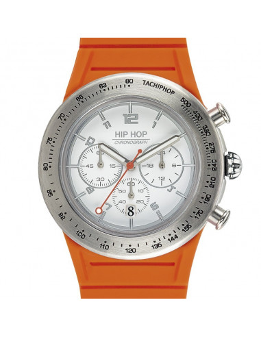 HipHop Chrono 39mm VIBRANT ORANGE