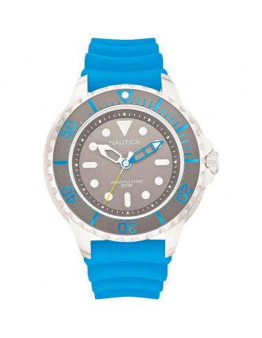 Nautica orologio dive azzurro
