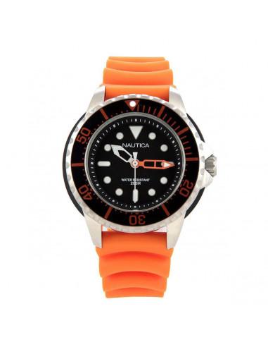 Nautica orologio dive arancione
