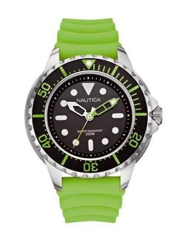 Nautica orologio dive verde